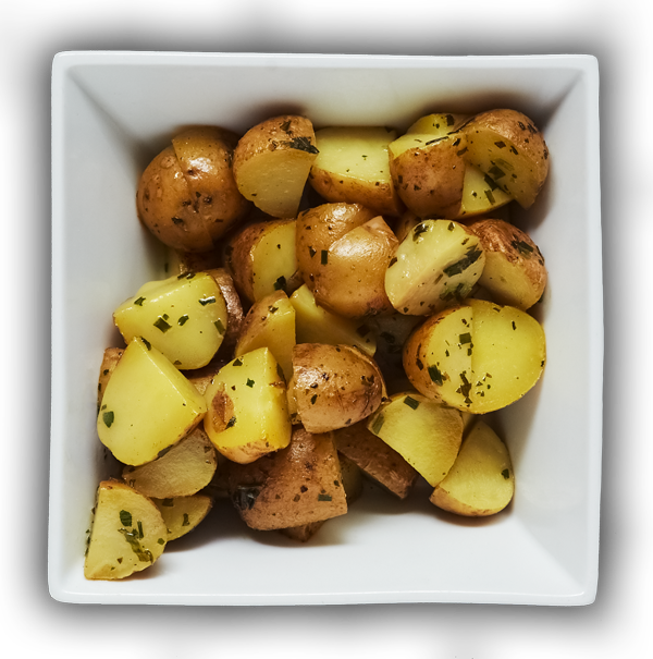 Potatoes Fondue